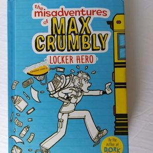 2/10 Adventure of Max Crumbly book volume 1